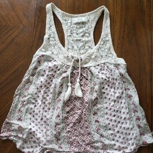 Abercrombie and Fitch loose top